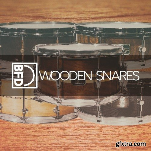 FXpansion BFD Wooden Snares for BFD3-V.R