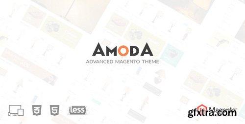 ThemeForest - SNS Amoda v1.0 - Responsive Magento Theme - 11824484