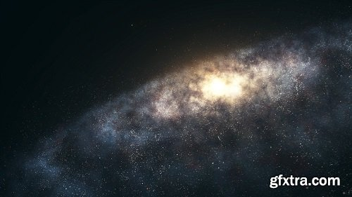 3D Galaxy | Travel to the Edge of the Galaxy