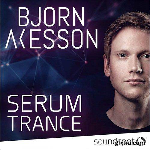 SoundSpot Bjorn Akesson Serum Trance Vol 2 MiDi FXP-AWZ