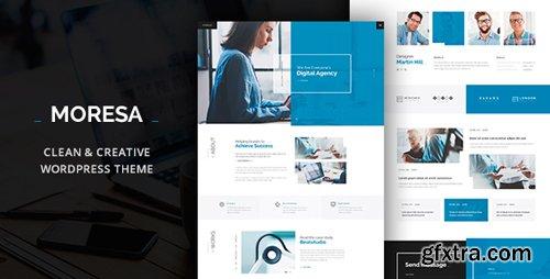 ThemeForest - Moresa v1.09 - Creative Agency WordPress Theme - 19851084