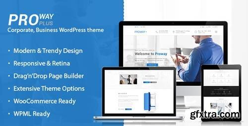ThemeForest - ProWay Plus v1.1.8 - Business, Finance WordPress theme - 16151890