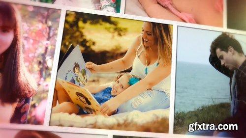 Videohive Elegant Slideshow Mosaic Photo Reveal 22744632