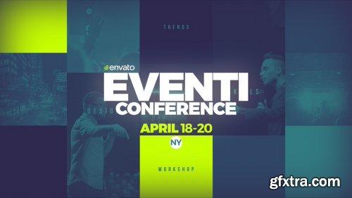 Videohive Eventi // Conference Promo 21566333