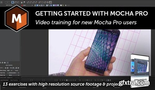 BorisFX - Getting Started with Mocha Pro