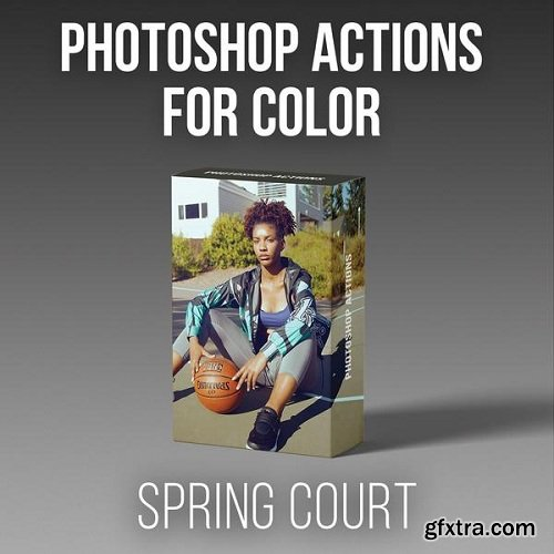 RGGEDU - Photoshop Actions for Color | CARNIVALE ACTION