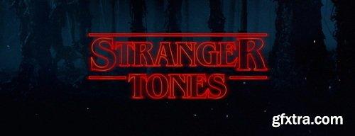 Fine Art Actions - Stranger Tones Photoshop Actions