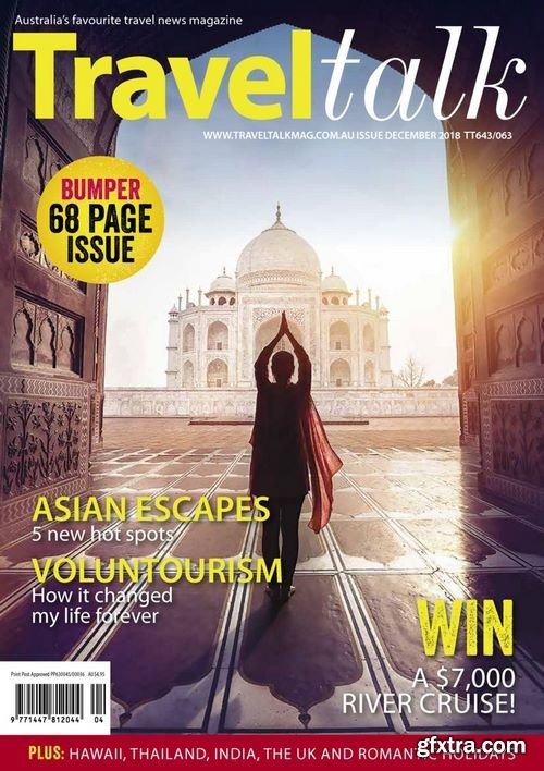 Traveltalk - November 2018