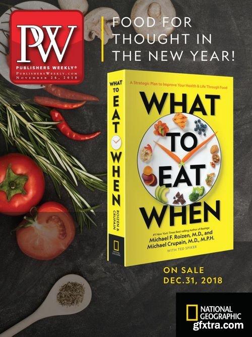 Publishers Weekly – November 26, 2018