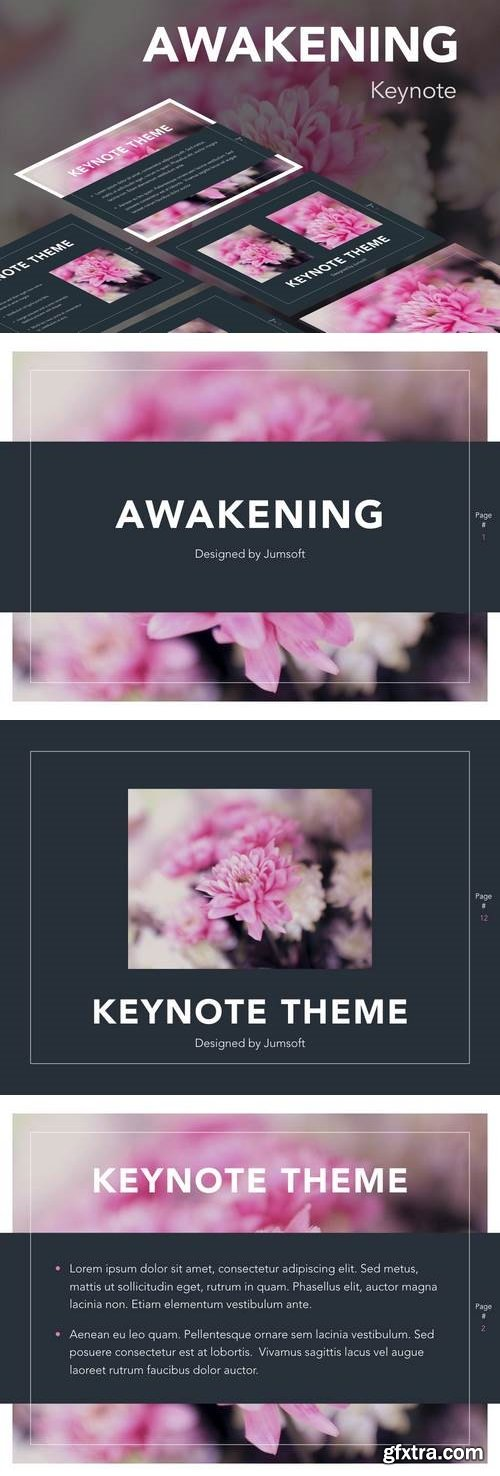 Awakening Keynote Template