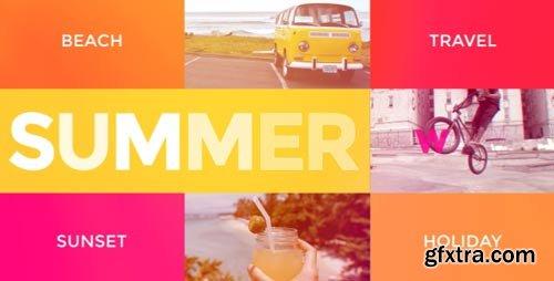 Videohive - Summer - 20415306