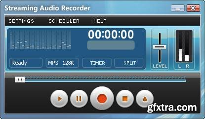 AbyssMedia Streaming Audio Recorder 2.5.0.0