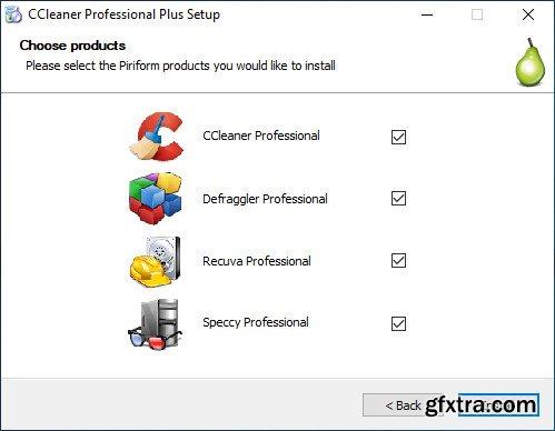 CCleaner Professional Plus 5.50 Multilingual