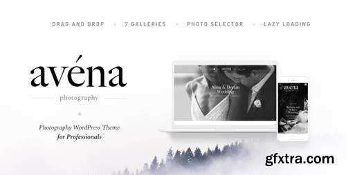 ThemeForest - Avena v1.0.2 - Photography WordPress for Professionals - 22617750