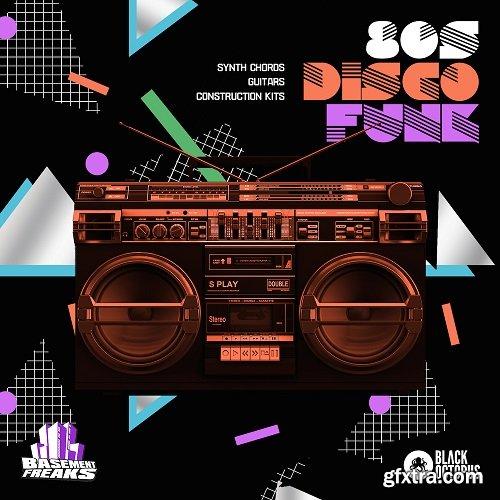 Black Octopus Sound 80s Disco Funk WAV-DISCOVER