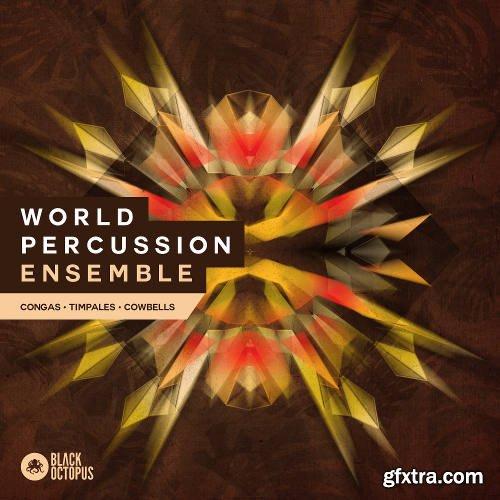Black Octopus Sound World Percussion Ensemble WAV-DISCOVER