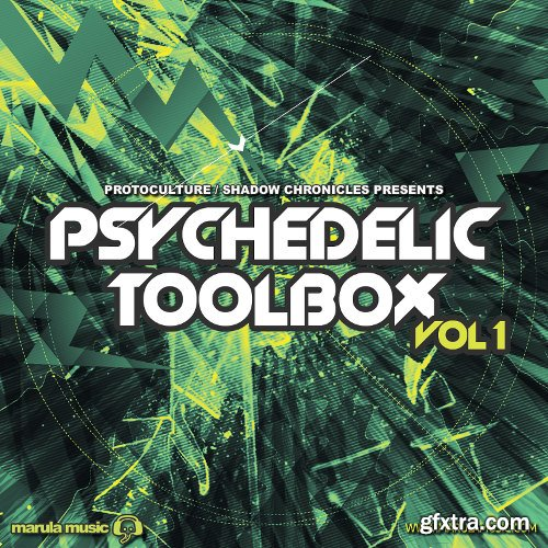 Black Octopus Sound Psychedelic Toolbox Volume 1 WAV XFER RECORDS SERUM-DISCOVER