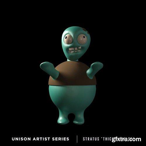 Unison Artist Series Stratus Thicc Samples Volume 1 WAV-DISCOVER