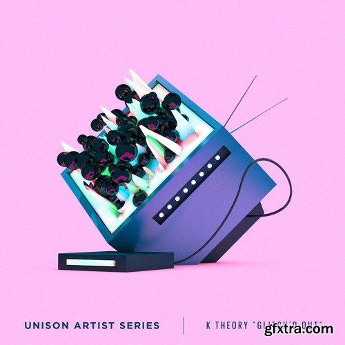 Unison Artist Series K-Theory GLITCH-D OUT Volume 1 WAV XFER RECORDS SERUM-DISCOVER