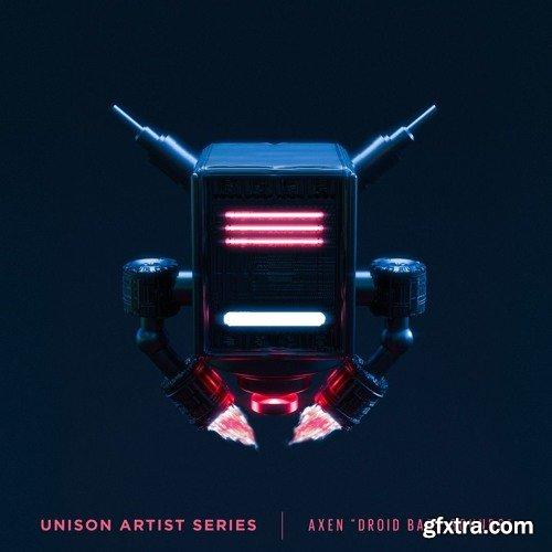 Unison Artist Series AXEN Droid Bass Sounds Volume 1 WAV-DISCOVER