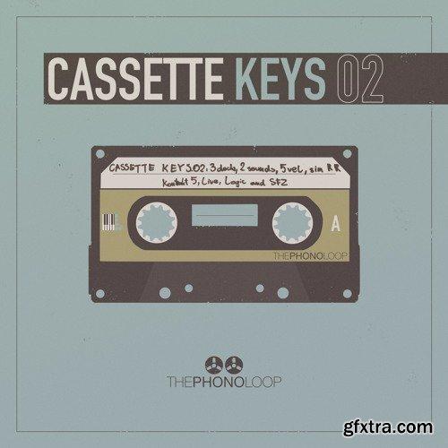 THEPHONOLOOP Cassette Keys.02 v1.0 KONTAKT-AWZ