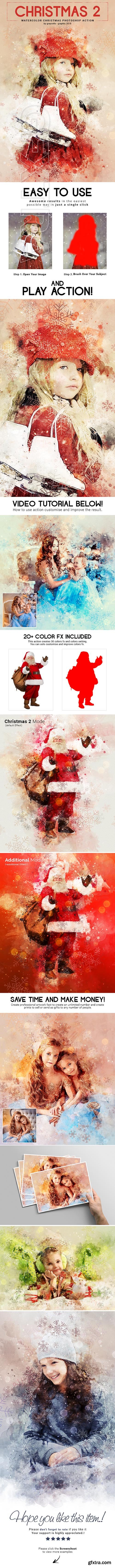 GraphicRiver - Christmas 2 - Photoshop Action 22887025