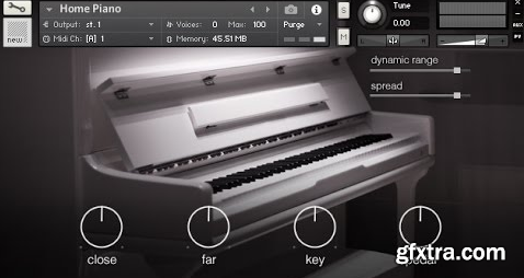 Logan Stahley Instruments Home Piano For KONTAKT-DISCOVER
