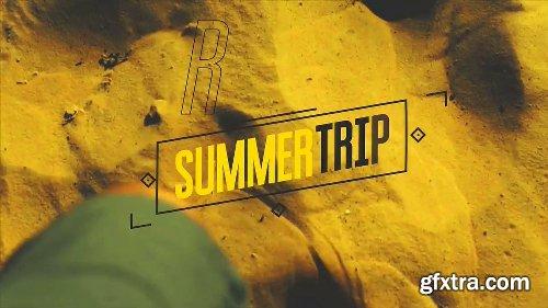 Videohive Summer Trip 16804831
