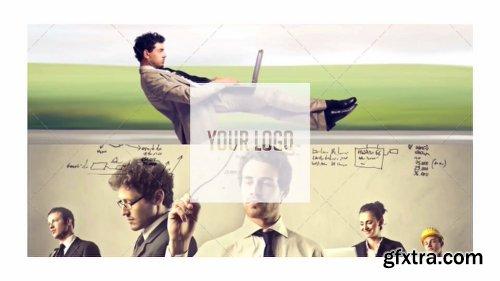 Videohive Corporate Photo Openers - Logo Reveal 12090485