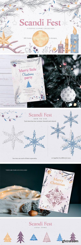 CM - Scandi Fest Collection 3104221