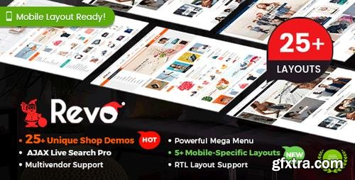 ThemeForest - Revo v3.0.0 - Multipurpose WooCommerce WordPress Theme (25+ Homepages & 5+ Mobile Layouts) - 18276186 - NULLED