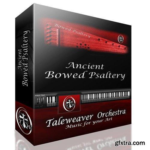 Taleweaver Orchestra Ancient Bowed Psaltery KONTAKT-AWZ