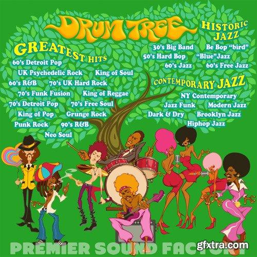 Premier Sound Factory Drum Tree KONTAKT-AWZ
