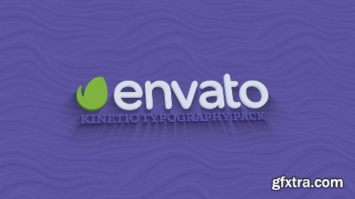 Videohive Kinetic Typography Pack 21525168