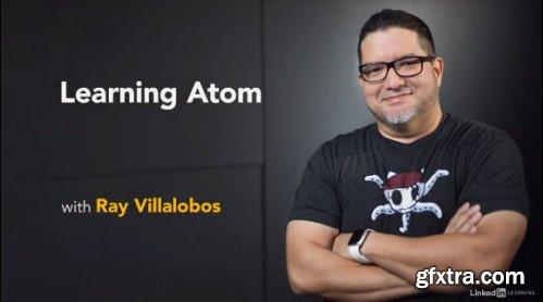 Lynda - Learning Atom
