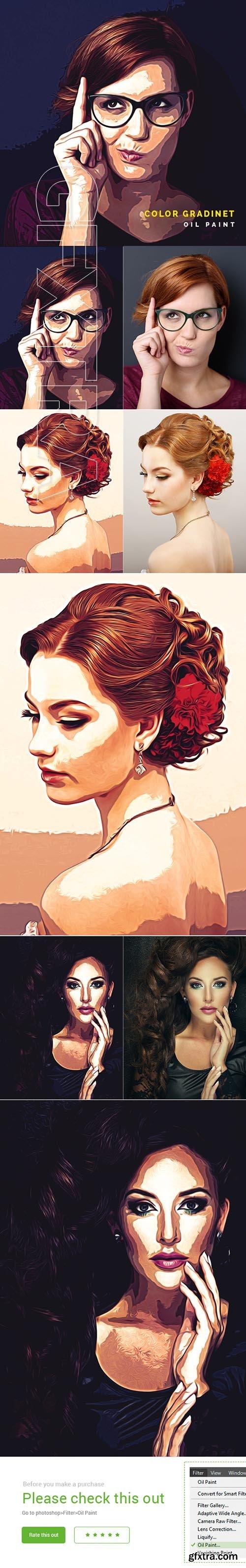 GraphicRiver - Color Gradient Oil Paint 22823760