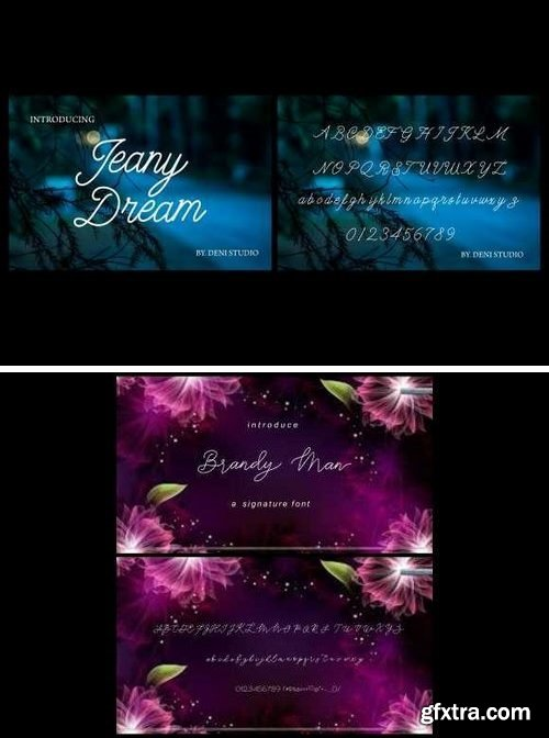 Brandy & Jelly Duo Font