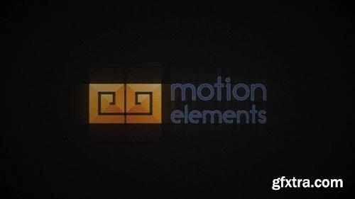 MotionElements - Simple Glitch Logo - 10685027