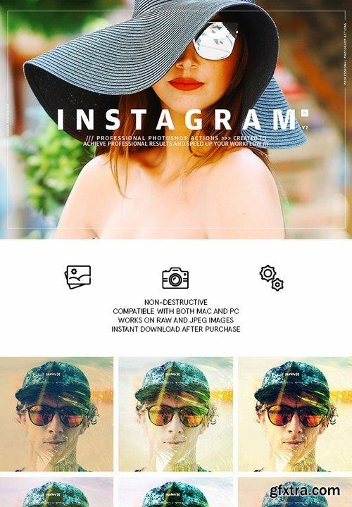 GraphicRiver - Instagram V2 Presets 21413030