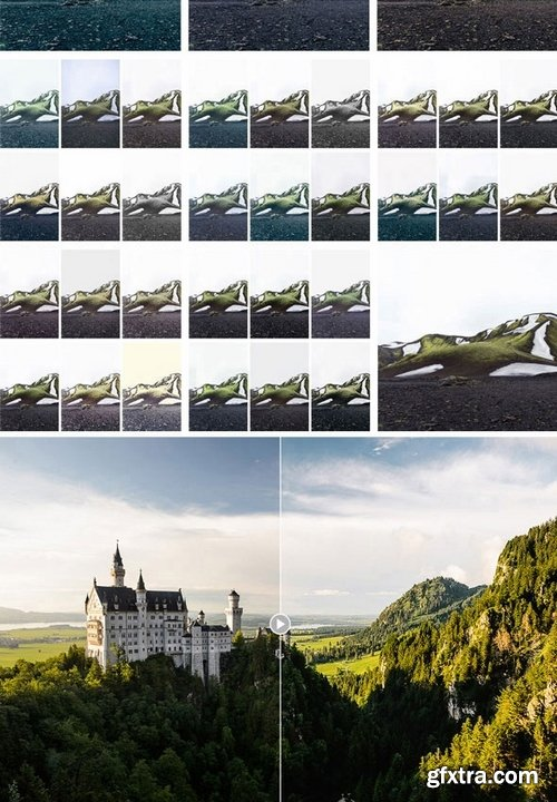 GraphicRiver - Landscape - Photoshop Actions 21412888