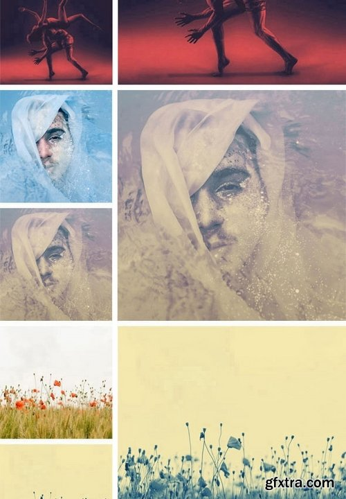 GraphicRiver - Duotone - Photoshop Actions 21404187