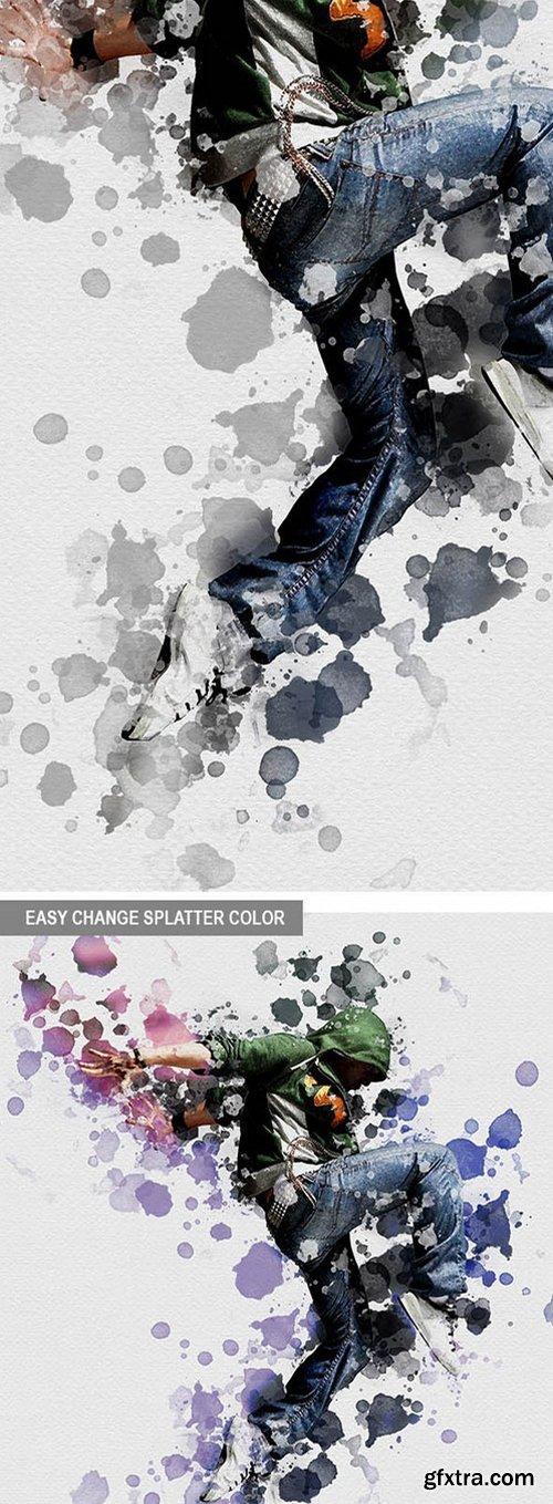 Graphicriver - Creative Arts Photoshop Action Bundle v2 18292627