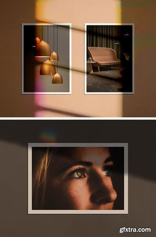 Verdura Shadow PSD Mockup Scenes