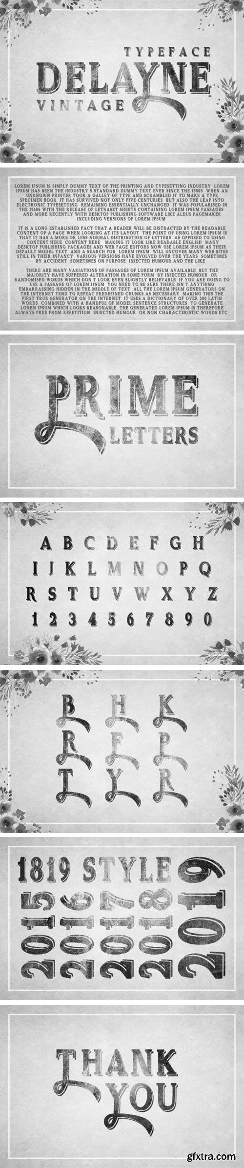 Delayne Font