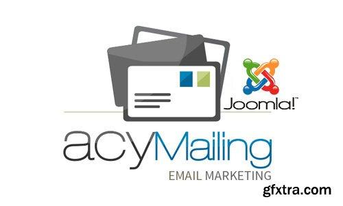 AcyMailing Enterprise v6.0.1 - Newsletters For Joomla