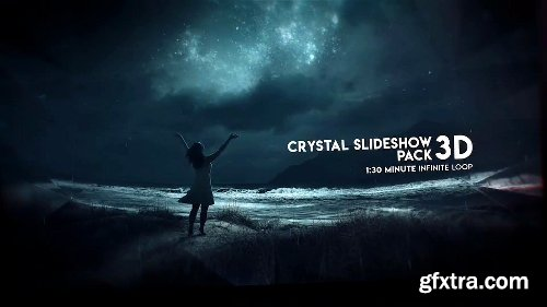 Videohive Crystal Slideshow Pack 3D V2 20854841