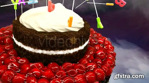 Videohive Happy Birthday All Languages 13100304