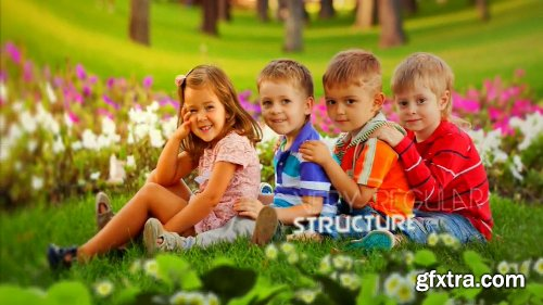 Videohive Curve Hd Slideshow 2 13497358