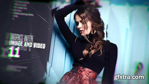 Videohive Luxury Slideshow 21558568