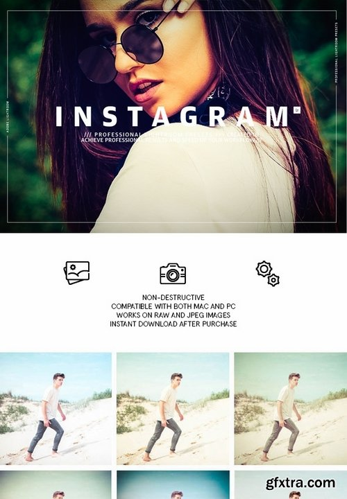 GraphicRiver - Instagram Lightroom Presets 21413827